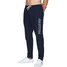 Image of Nautica NAVY BLUE WATER CHALLENGE TRACK PANTS
