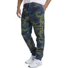 Image of Nautica  ACCENT CAMO TRACK PANTS