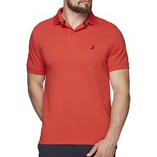 Picture of Short Sleeve Solid Polo