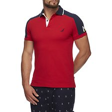 Image of Nautica NAUTICA RED Navtech N Panel J Class Polo