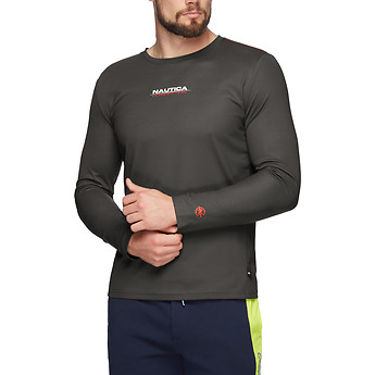 Image of Nautica  NAUTICA COMPETITION COOLING LONG SLEEVE TEE