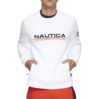 Image of Nautica  NAUTICA COMPETITION POCKET SWEATSHIRT