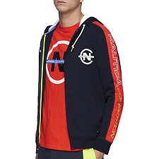 Image of Nautica  NAUTICA COMPETITION FULL ZIP HOODIE