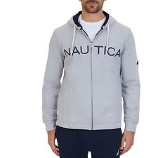 Picture of OUTLET EXCLUSIVE NAUTICA TRACK HOODIE