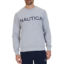 Picture of OUTLET EXCLUSIVE NAUTICA TRACK SWEATSHIRT
