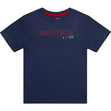 Picture of BOYS NAUTICA GRAPHIC TEE