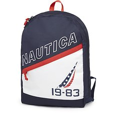 Image of Nautica NAVY THE STARS AND STRIPES J CLASS BACKPACK
