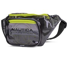 Image of Nautica CLEAR GREY NAUTICA COMPETITION FESTIVAL BUM BAG BAG