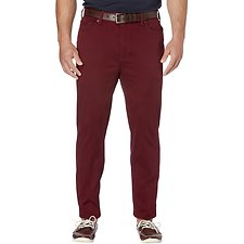 Picture of STRAIGHT FIT FIVE POCKET PANT