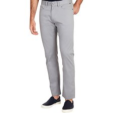 Image of Nautica ALLOY 5 POCKET STRAIGHT FIT PANTS