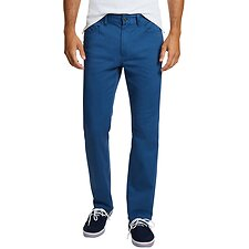Image of Nautica  5 POCKET STRAIGHT FIT PANTS