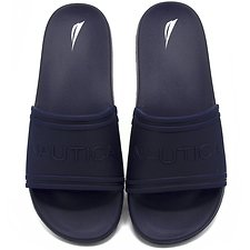 Image of Nautica NAVY CULYER SLIDES