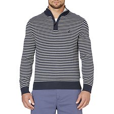 Picture of STRIPE PULLOVER SWEATER