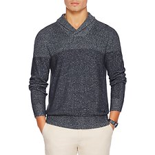 Picture of SHAWL COLLAR SWEATER