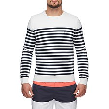 Picture of BRETTON STRIPED SWEATER