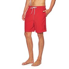 Image of Nautica RACER RED ANCHOR SWIM SHORT