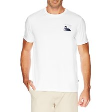 Picture of SHORT SLEEVE NAUTICA SIGNAL FLAG GRAPHIC TEE