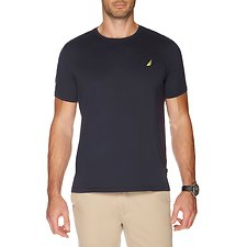 Picture of SHORT SLEEVE ALL 3 ROW NAUTICA T-SHIRT