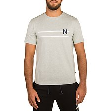 Picture of NAUTICA JCLASS STRIPE SHORT SLEEVE TEE