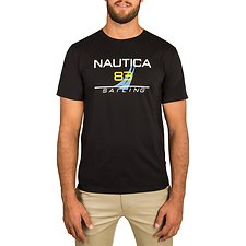 Picture of NAUTICA 83 SAILING 83 FLAG SHORT SLEEVE TEE