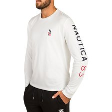 Picture of NAUTICA COMPETITION 83 LONG SLEEVE TEE