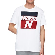 Image of Nautica  N-83 OPEN WATER CHALLENGE TEE