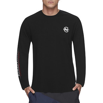 Image of Nautica  NAUTICA COMPETITION AUTHENTIC LONG SLEEVE TEE