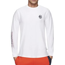 Image of Nautica  NAUTICA COMPEITITON AUTHENTIC LONG SLEEVE TEE