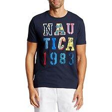Image of Nautica  NAUTICA GRID 1983 TEE