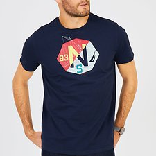 Picture of NAUTICA GEOMETRIC TSHIRT