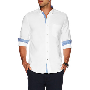 PINPOINT OXFORD SHIRT 2956