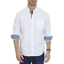 Picture of LONG SLEEVE STRETCH EOE POPLIN SHIRT