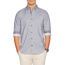 Picture of Long sleeve wrinkle resistant Oxford shirt