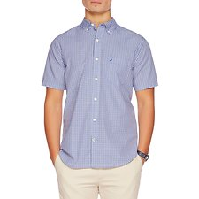 Picture of Short sleeve mini tatterstall shirt