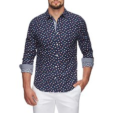 Picture of FASHION PRINT SHIRT