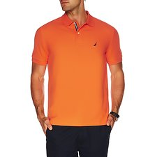 Image of Nautica TIGERLILY Big & Tall Performance Deck Polo